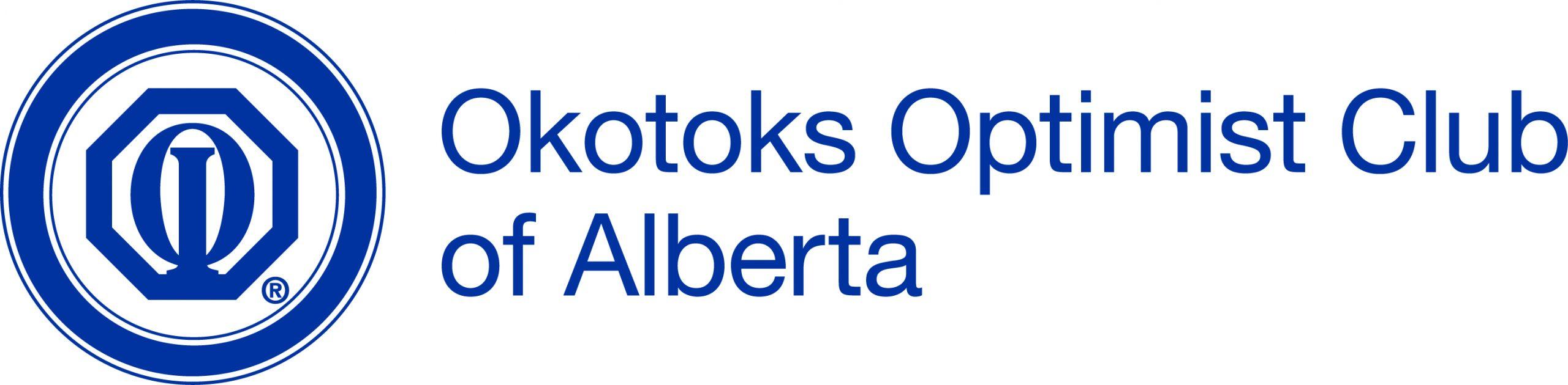 Okotoks Optimist Club logo